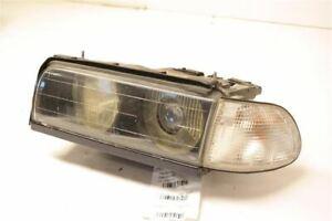 Passenger Headlamp Xenon HID Assembly Thru 2/97 Fits 1996 BMW 750iL OEM