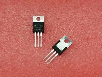 10X MC7905CT VOLT REGULATOR,FIXED,-5V,BIPOLAR,SIP,3PIN