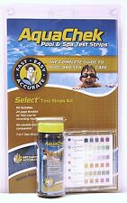 AquaChek Select 7-IN-1 Pool and Spa Test Strips Complete Kit - 541604A