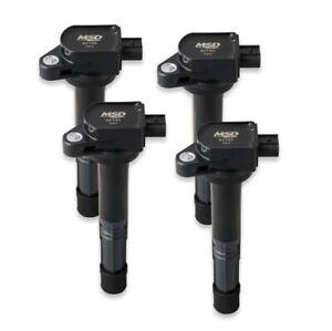 MSD 821943 Blaster Direct Ignition Coil Set For 17 Honda CR-V 2.4L NEW