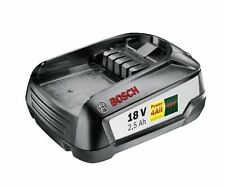 BOSCH PBA ATTREZZO Li-ion Battery 2,5 Ah per power4all 18V Apparecchio W-B 60min