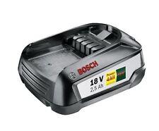 Bosch PBA Werkzeug Li-Ion Akku 2,5 Ah für Power4All 18V Geräte W-B 60min NEU