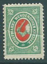 WENDEN 1875 mint 2k SG9