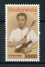 Indonesia 2017 MNH Kapitan Pattimura 200th Memorial 1v Set Military Stamps