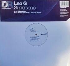"Leo G  ""Supersonic"" * 12DEEP1706 / Original + Martin Roth 'Girls Love DJs' Remix"