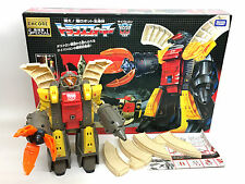 Takara Tomy Transformers G1 Encore Reissue Omega Supreme Autobot Complete