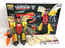 Takara Tomy Transformers G1 Encore Reissue Omega Supreme Autobot Complete