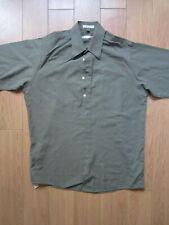 Geoffery Beene Mens Shirt Button Up Long Sleeve Size Med 16 34/35