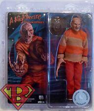 "FREDDY KRUEGER Nightmare on Elm Street NES 8 Bit 8"" Classic Game Figure TRU 2015"