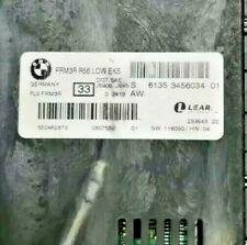 Mini Cooper S One R56 FRM3R 3456034 ECU Footwell Light Module LOW EKS R59 R60