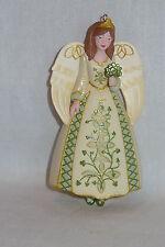 Ireland Angel Hallmark Ornament 2011 Angels Around the World #1 First in Series