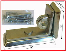 HEAVY DUTY, ANGLE, BAR, STEEL, HASP