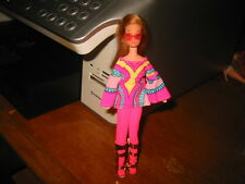 Rock Flower Doll, Heather  in Very Good Condition
