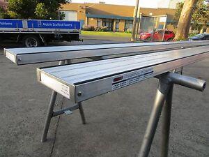 5M Aluminium planks - builders - painters - scaffolds - trestles BRAND NEW