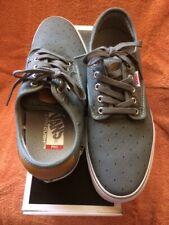Vans Chima Ferguson Pro Gunmetal Gray, Black Diamonds Men's Skate Shoes Size 10
