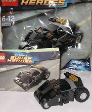 Lego 30300 Super Helden Batmans Tumbler OVP