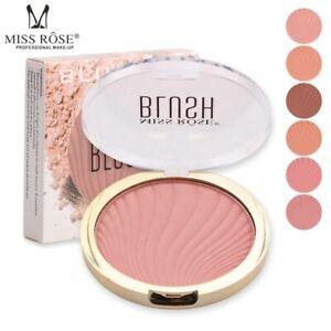Miss Rose Makeup Cheek Blusher Make Up Blusher Face Blush UK