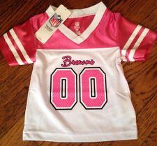 NWT Cleveland Browns Girls Toddler Jersey 12 Months