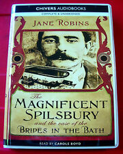 Jane Robins Magnificent Spilsbury Brides In The Bath 8-Tape UNABR.Audio Bernard