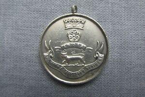 York & Lancaster Regiment -- Silver Medal -- Hockey -- Bingham -- 1920