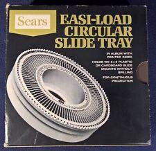 VTG Easi-Load Circular Slide Tray Carousel #9985 - Sears