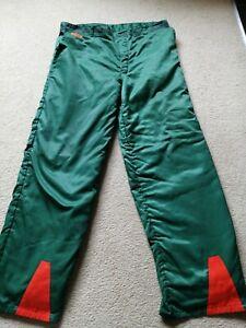 Stihl Chainsaw Trousers Size 34/36