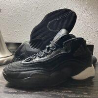 Adidas 98 Kobe X Crazy BYW KB8 II 2 Boost EE3613 Black Leather Mens Sz 9.5