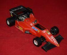 Burago - Ferrari 126 C4 - 1/24 Scale Model Car - Bburago