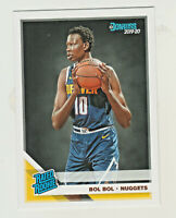 2019-20 Panini Donruss #234 BOL BOL RC Rookie Denver Nuggets QTY AVAILABLE