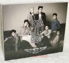 BTOB Mini Album Vol. 1 Born TO Beat Taiwan Ltd CD+DV8