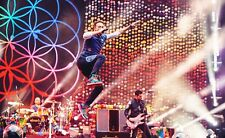 Coldplay Poster Length :800 mm Height: 500 mm SKU: 5098