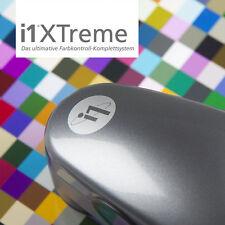 Farben messen: x-rite i1 Pro Xtreme XT UV cut i1 Match eyeone Spektralphotometer