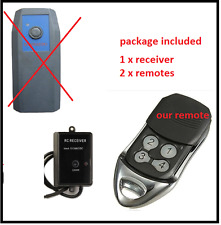 Dominator ADS DOM401/DOM503/ADS2B Garage Door remote Upgrade receiver