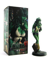 Sideshow Collectibles She-Hulk Comiquette Marvel Sample Adam Hughes New In Box
