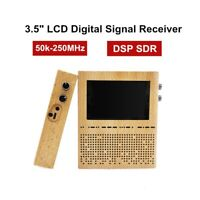 50KHz-250MHz 3.5 Inch LCD Malachite DSP SDR Radio Malahit Amateur Ham Receiver