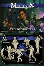 Malifaux The Arcanists BNIB Troubleshooters Ironside Crew WYR20322