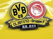 BVB Begegnungs Pin Olympiakos Piräus Champions League NEU
