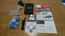BOXED ICOM IC-PCR1000 PC CONTROLLED SCANNER / RECEIVER