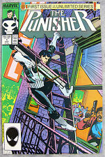 The Punisher #1 1987 1st issue of 1st Ongoing Series BIG PICS! Key Issue!