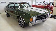 1972 Chevrolet Malibu Chevelle