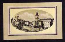 108244 AK Warschau Warszawa um 1910 Plac Zamkowy