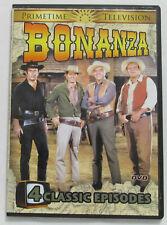 Bonanza - 4 Classic Episodes (2006, DVD) Primetime Television