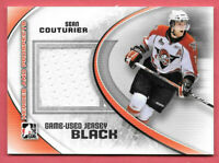 2011-12 Sean Couturier ITG In The Game Heroes & Prospects Rookie Jersey /100