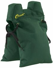 Lgithweight Hunter Blind Shooting Rifle Rest Bag by Caldwell