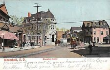 1907 Stores Bloomfield Centre Bloomfield NJ post card