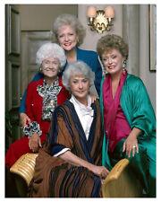 ( GOLDEN GIRLS ) Cast 8x10 Photo