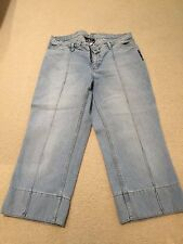 Ladies O'Neill Cropped Jeans Size M