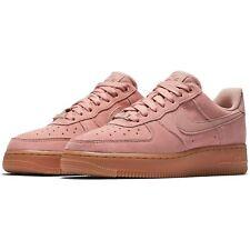 air force 1 rosa camoscio
