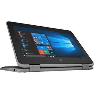 "NEW HP ProBook x360 11 G3 2-in-1 Notebook 11.6"" HD Touch N4100 4GB 64GB WIFI W10"