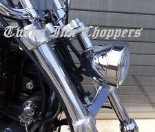 Scheinwerfer Bullet Harley nur 90mm Tüv Custom Old School Bobber Trike günstig